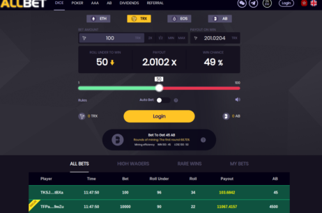 AllBet Review: Game Changer in Crypto Betting